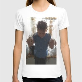 Transformation of the 16-Bit Boy T-shirt