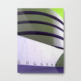 Architectural Shapes #8 Metal Print