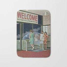 Welcome Bath Mat