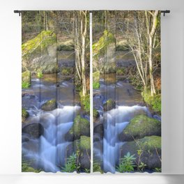 Becky Falls, Dartmoor. Blackout Curtain