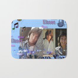 David Cassidy - Musical Sass Bath Mat