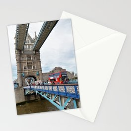 Busy Tower Bridge Stationery Cards