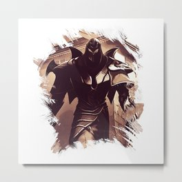 League of Legends ZED Metal Print