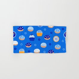 Hanukkah Sweet Treats Hand & Bath Towel