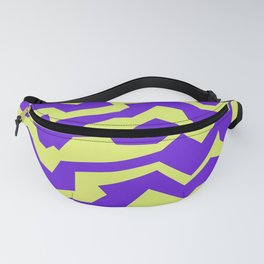 Polynoise Vibrant Royal Fanny Pack