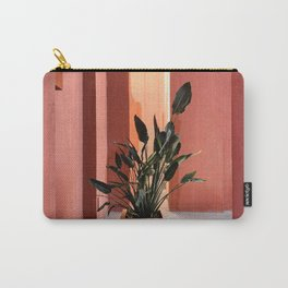 GREEN INDOOR PLANT Carry-All Pouch
