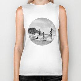 Tandem Surfing Biker Tank