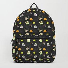 HalloweenSkullsandPumpkins Backpack