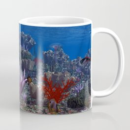 Marine Life Coffee Mug