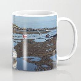 Low Tide at Teignmouth Coffee Mug
