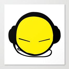 DJ Smile Rave 2 Canvas Print