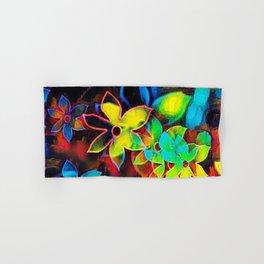 Tropical Petals Hand & Bath Towel