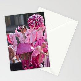 Pride Parade Stationery Cards