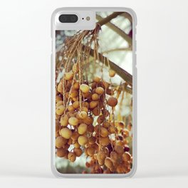 Is this a date? Clear iPhone Case