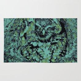 Owl Roost Rug