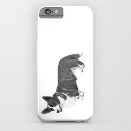 Welsh corgi cardigan iPhone Case