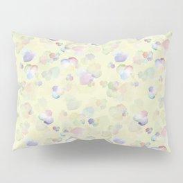 Watercolor summer Pillow Sham