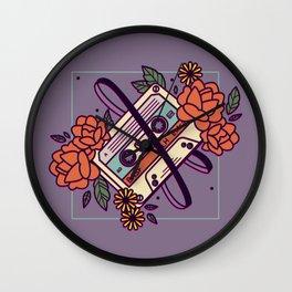Recording Wall Clock