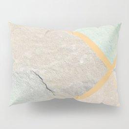 design in pastel tones -4b- Pillow Sham