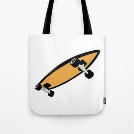 Skateboart Tote Bag