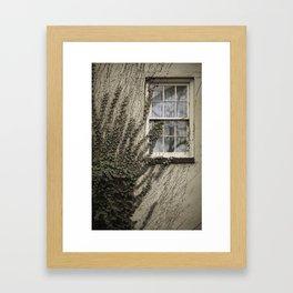 Je suis le Voyeur III Framed Art Print