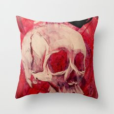 The Last King Throw Pillow
