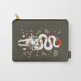 Long Tail Fox Carry-All Pouch