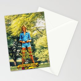 Olivia Newton-John - Have You Never Been Mellow Stationery Cards