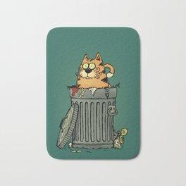 Stray cat Bath Mat