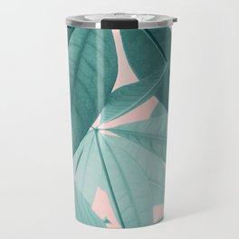 Pachira Aquatica #5 #foliage #decor #art #society6 Travel Mug