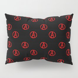 Symbol of anarchy 3 Pillow Sham