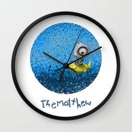 The Matthew Wall Clock