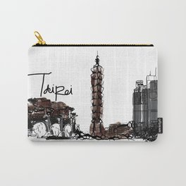 Taipei Carry-All Pouch