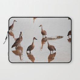 Flush of Ducks Laptop Sleeve