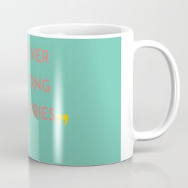 cheese fries Coffee Mug