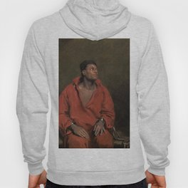 African American Masterpiece The Captive Slave by John Philip Simpson Hoody