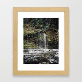 Dunsmuir Framed Art Print