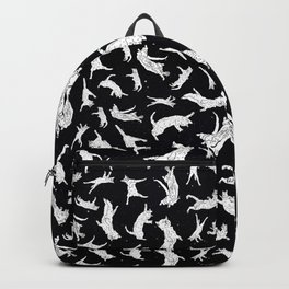 Flying Cats Backpack
