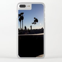 The Air Up There Clear iPhone Case