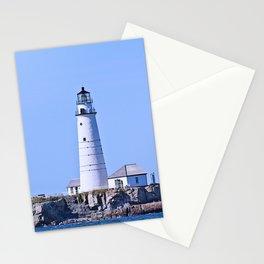Boston Light Stationery Cards