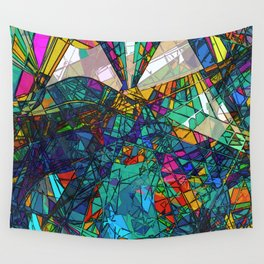 Vantage Point Wall Tapestry