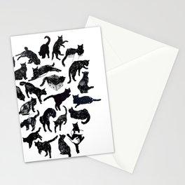 LBC - Little Black Cat Stationery Cards