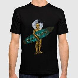 Space Surfer T-shirt