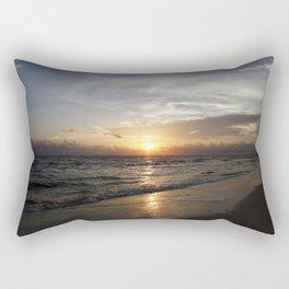 Bonita Beach Sunset Rectangular Pillow