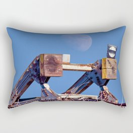 Concept landscape : The buffer Rectangular Pillow