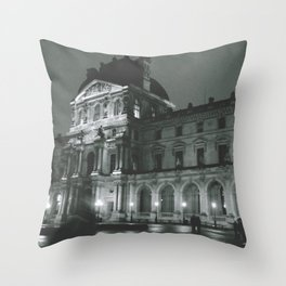 Tempo Throw Pillow