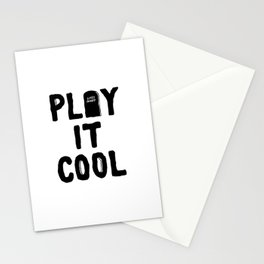 Play It Cool Stationery Cards