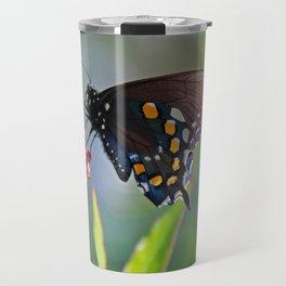 Spicebush Swallowtail II Travel Mug