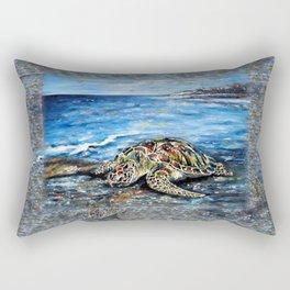 Beach Fantasy Rectangular Pillow