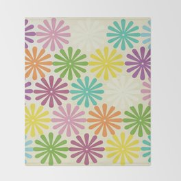 Joy in the World Throw Blanket